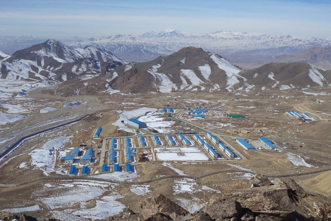 Publication of largest ever Afghan mining contract 'a victory for transparency'